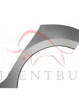 Задняя арка для Renault Modus