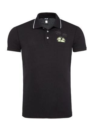 Мужская тенниска футболка поло Just Cavalli  S 48, X922 Оригинал