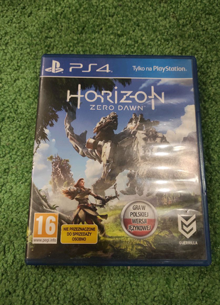 Horizon Zero Dawn / PS4