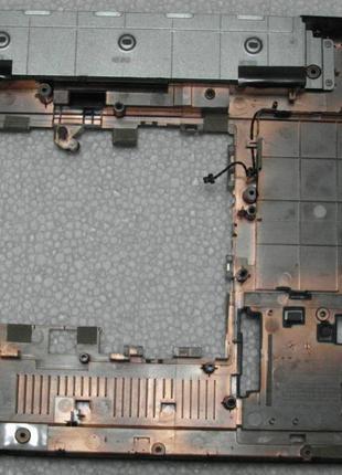 Нижня частина корпуса (піддон) ноутбука Fujitsu Esprimo v6555