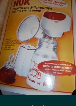 Молокоотсос NUK Германия