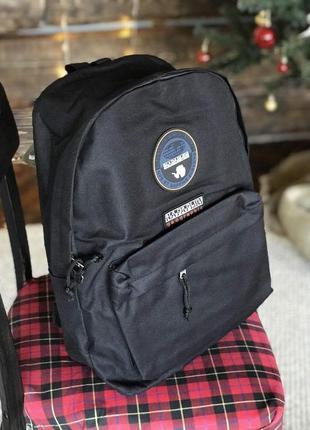 Napapijri мужской рюкзак черный (20 литров)