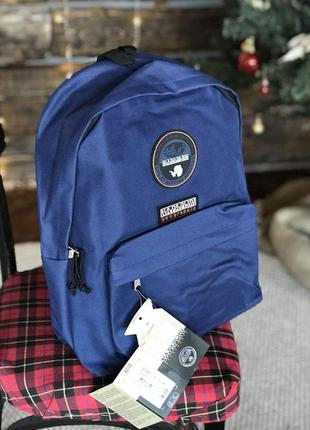 Napapijri мужской рюкзак синий (20 литров)