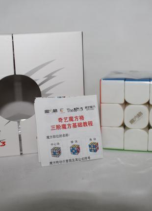 Кубік-Рубіка QiYi MofangGe Thunderclap V3 M 3х3х3