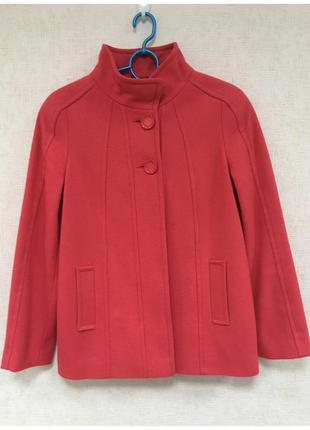 Демисезонное женское пальто mosaic