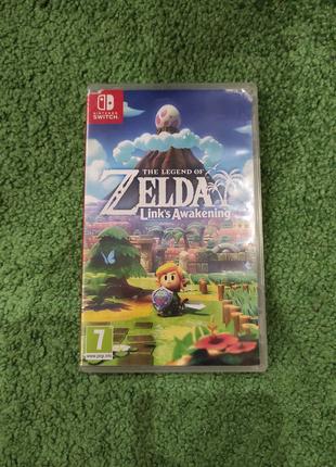 The Legend Of Zelda Link's Awakening / Nintendo Switch