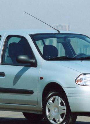 Задняя арка для Renault Symbol I