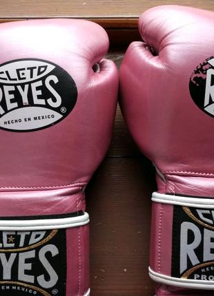 Рукавички Перчатки Бокс Cleto Reyes Training Gloves