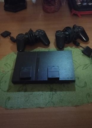 Sony Playstation 2 лицензионная из Германии