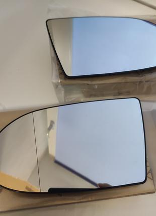 Вкладыш зеркала Опель Зафира А Zafira A стекло вкладыш зафіра