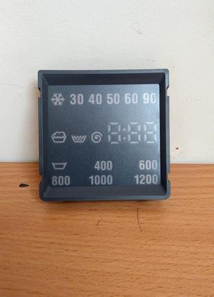 дисплей стиральная машина Bosch maxx 6 WAE 24440 OE/01