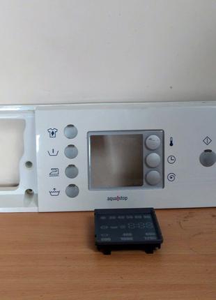 панель управления стиральная машина Bosch maxx 6 WAE 24440OE/01
