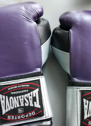 Рукавички Перчатки Бокс Deportes Casanova hybrid boxing gloves