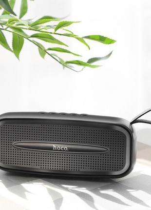 Bluetooth Колонка Hoco BS28 Torrent Metal_gray