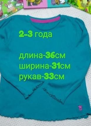 Реглан на девочку 2-3 года 💥 распродажа george