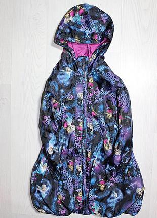 Куртка-пальто ветровка frozen