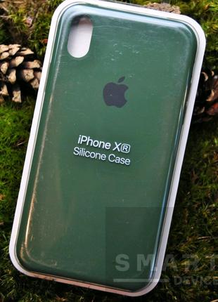 Чехол для iPhone XR силиконовый⠀