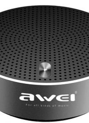 Портативна акустика AWEI Y800 Bluetooth Speaker Grey
