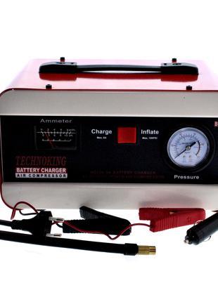 Зарядное устройство c компрессором для аккумуляторов TECHNOKING B