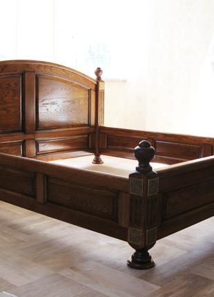 Кровать На Заказ Из Дерева Одесса