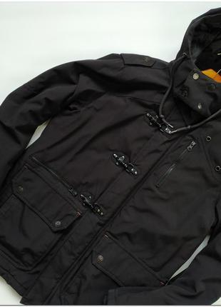 Мужская утепленная куртка парка youturn