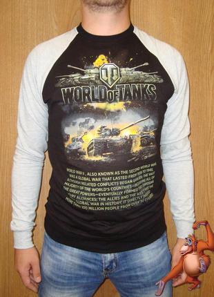 Реглан мужской world of tanks