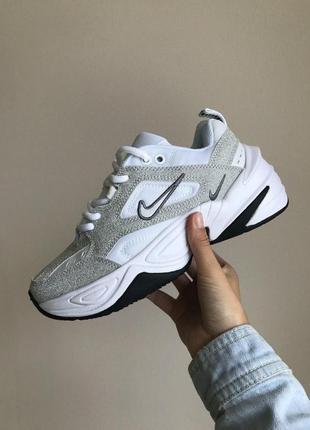 Nike кожаные женские кроссовки найк (36-40)💜
