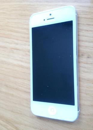Iphone 5 16 gb на запчастини