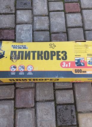 Плиткорез Master Tool 80-4600 600 мм,