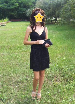 Платье коктейльное, вечернее, выпускное