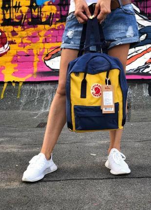 Чудесный рюкзак 💪 fjallraven kanken 💪