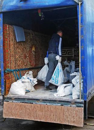 Услуга по вывозу строительного мусора в Харькове