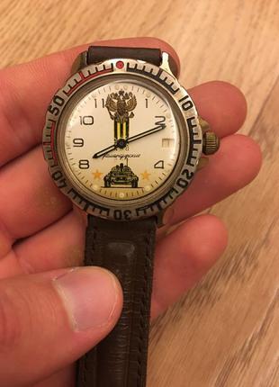 Часы командирские, часы ручные, наручные часы