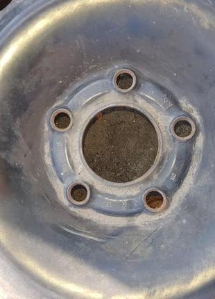 Диск металевий стальний OPEL 16'