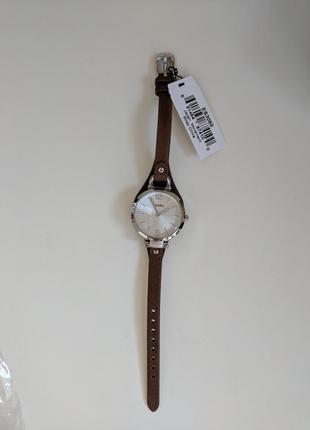 Женские часы fossil georgia, модель es3060