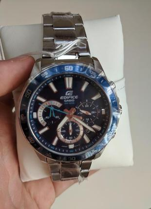 Мужские часы casio edifice model efv-570d-2avudf
