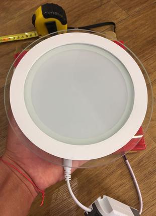 светильник потолочный, светильник точечный, светильник врезной
