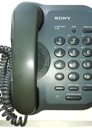 Стационарный телефон Sony IT-B9.