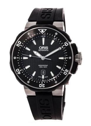 Часы Oris, мужские часы, дайверские часы, часы