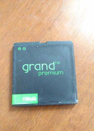 Аккумулятор grand premium BL6408 для Fly