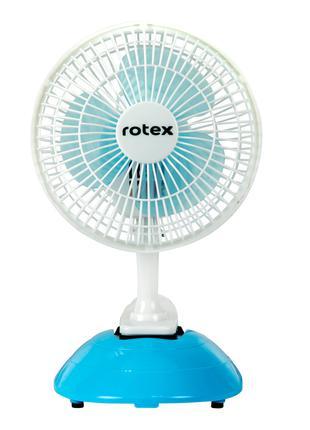 Вентилятор настольный Rotex RAT06-E 15 Вт