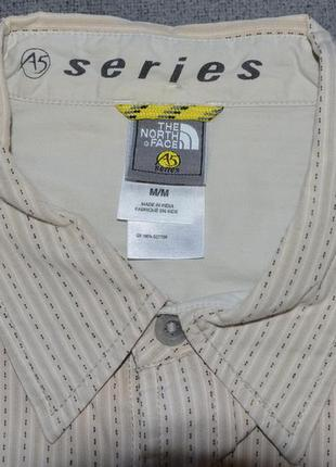 Рубашка the north face a5 series (m)