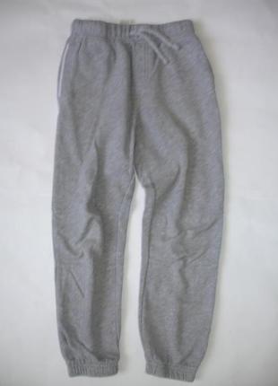 Фирменные george спортивные штаны начес мальчику 7-8 лет хлопо...