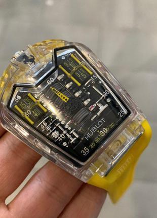 Наручные часы Hublot MP05 LaFerrari Модель 1012-0399