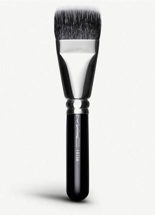 Кисть mac 197 duo fibre square brush