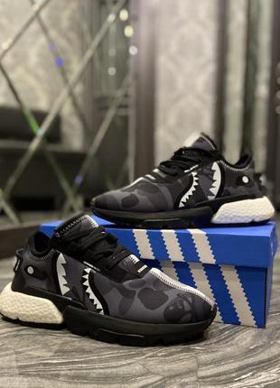 🔥 adidas pod s3.1 bape x neighborhood