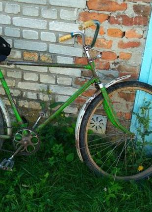 Велосипед  Ровер ММВЗ б.у,  радянського типу