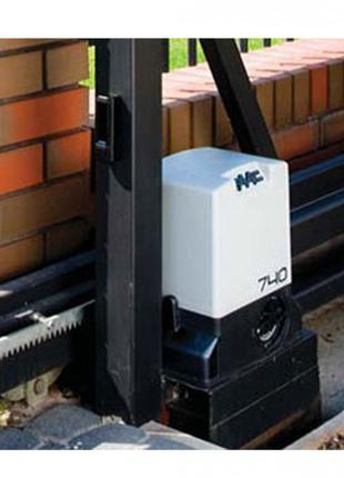 Faac 740 привод для откатных ворот автоматичні ворота автоматика