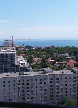 3-к. квартира с видом на море.