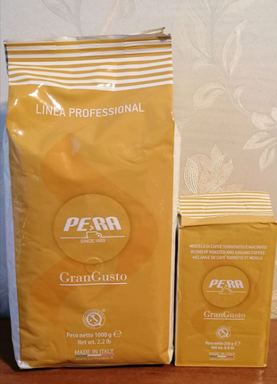 Итальянский кофе PERA (цены в описании)
